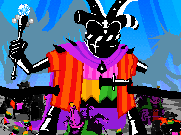 Black King (Homestuck)