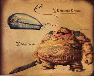 Adjudicator Artbook