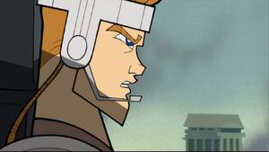 Anakin Skywalker under-control