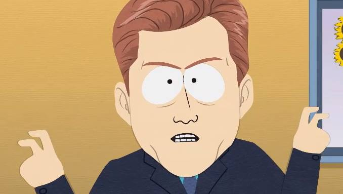 Chris Hansen (South Park)