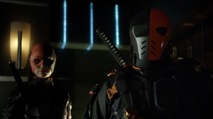 Deathstroke and Ravager