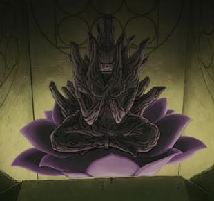 Gedo Statue (Depowered)