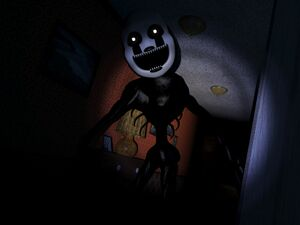 Nightmarionne Left Hall