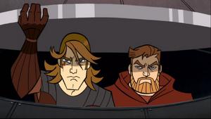 Anakin Skywalker Kenobi lid