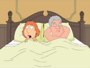 Bill Clinton Sleeps With Lois