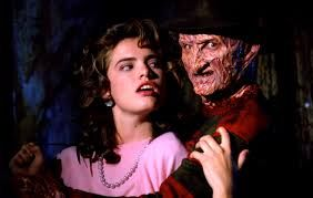 Freddy and Nancy Thompson
