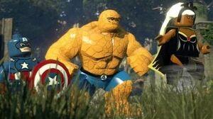 LEGO Marvel Super Heroes (PS4) - Mystique Boss Fight