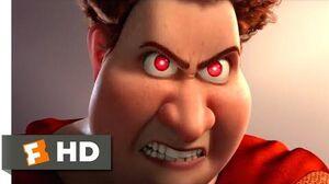 Megamind (2010) - Titan's Rage Scene (6 10) Movieclips