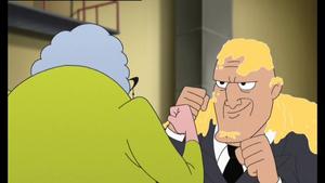 Ms. Finster vs. Kojak
