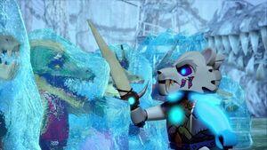 Sir Fangar & Frozen Crominus