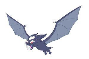 The Vampire Fruit Bat