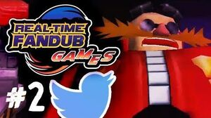 Sonic Adventure 2 (Dark Story Final Story) Real-Time Fandub Games