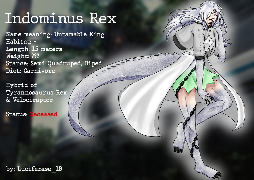 Indominus rex (Rexyverse)