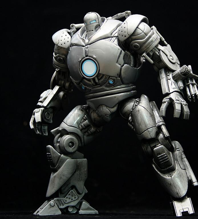 Iron Monger (Marvel Fanfilm Universe)