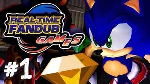 Sonic Adventure 2 (Hero Story) Real-Time Fandub Games