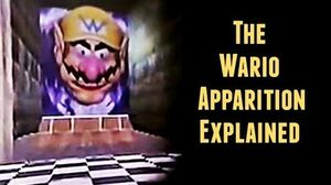 "Internet Mysteries The ""Wario Apparition"" Explained"