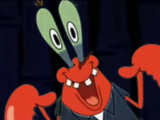 Mr. Krabs (Mr. Krabs' Unquenchable Blood Lust)