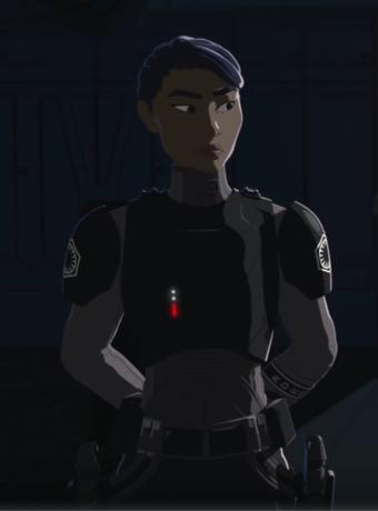 Admiral Jaina Crustel