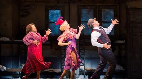 """""""Easy Street"""" from Annie at The 5th Avenue Theatre"""