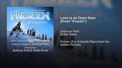 "Love Is an Open Door (From ""Frozen"")"