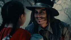 Into the woods johnny depp h 2014
