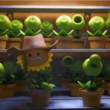 """Plants vs Zombies 2 Jam Hsiao Parody """"Theres a Zombie on your lawn"""" 《植物大战僵尸 全明星》 Episode 4"""