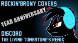 Rockin'Brony - Discord Metal Cover Remaster