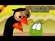 WE HATE GREEN PIGS- An Angry Birds Song -by Random Encounters-