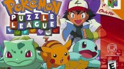 Team Rocket's Theme - Pokemon Puzzle League