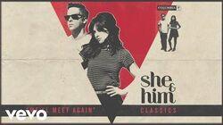 She & Him - We'll Meet Again (Audio)