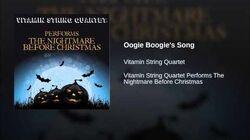 Oogie Boogie's Song-1