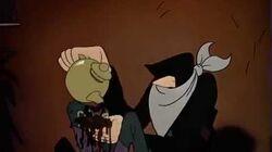 Ichabod Crane-Headless Horseman Song