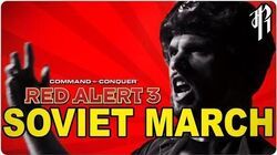 Red Alert 3 - SOVIET MARCH METAL COVER by RichaadEB