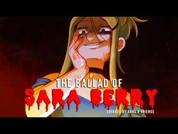 The Ballad Of Sara Berry (from 35mm- A Musical Exhibition) 【covered by Anna & friends】