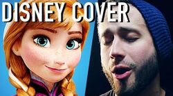 Love is an Open Door (Disney's Frozen) Jonathan Young & Adrisaurus COVER