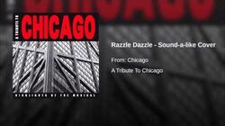 Razzle Dazzle - Sound-a-like Cover