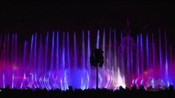 New Pirates of the Caribbean 4 sequence in World of Color at Disney California Adventure