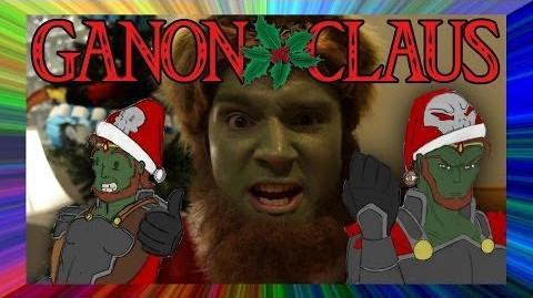 Ganon Claus