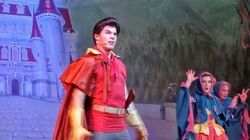 """(2016) Beauty & The Beast Live On Stage at Disney's Hollywood Studios """"The Mob Song"""" Gaston"""
