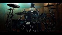 Haunted Mansion Theme Grim Grinning Ghosts Rock Cover Song by GHOST HOST (Music Video)
