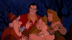 The Mob Song - Beauty and the Beast (hd)