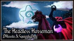 The Headless Horseman *OFFICIAL COVER* (ft