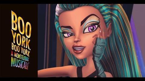 """Empire"" Official Music Video Boo York, Boo York Monster High"