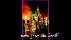 Disneyland WDW Music from the 'World - HalloWishes (5 5)
