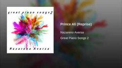 Prince Ali (Reprise)