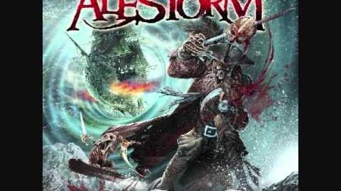 13 alestorm - you are a pirate