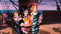 "Disney's ""Peter Pan"" - The Elegant Captain Hook"