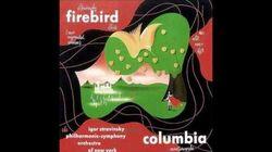 Stravinsky L'Oiseau de feu Suite (Rev