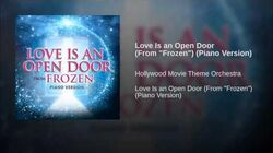 "Love Is an Open Door (From ""Frozen"") (Piano Version)"
