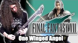 Final Fantasy VII ONE WINGED ANGEL - Metal Cover ToxicxEternity